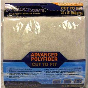 PET TEK - AquaZone Plain PolyFiber Pad 18x30