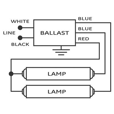 fluorescent light ballast wiring diagram fluorescent advice on non shunted t5 sockets saltwaterfish forum on fluorescent light ballast wiring diagram