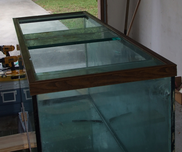 Center Brace For Aquarium 1000 Ideas